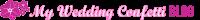 MyWeddingConfetti.com Logo