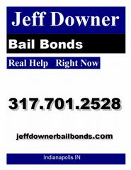 Logo for Jeff Downer Bail Bonds'