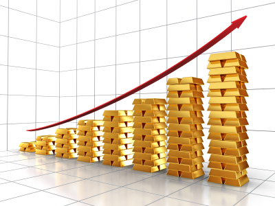 Gold Prices Soaring'