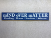 mIND oVER mATTER Coaching