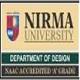 Nirma Design College Ahmedabad Logo