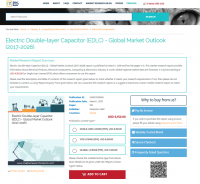Electric Double-layer Capacitor (EDLC) - Global Market