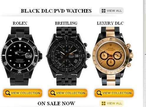 Time and Gems luxury watches'