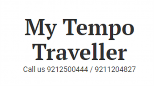 My Tempo Traveller - Golden Triangle Tour'