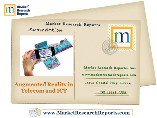 Augmented Reality in Telecom and ICT'
