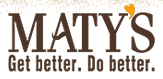 Maty's Healthy Products Logo