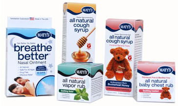 Maty's Healthy Products'