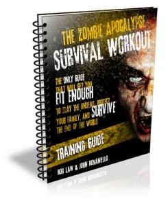 Zombie Apocalypse Survival Workout by John Romaniello'