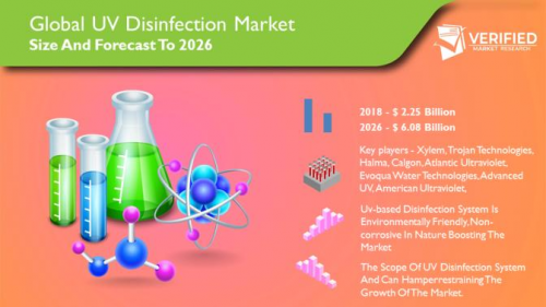 UV Disinfection  Market Size and Analysis by leading Key pla'