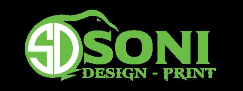 Company Logo For SONI DESIGN & PRINTING'