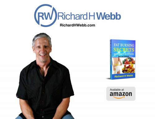 Richard H Webb Redefines Being Fit Over 50'