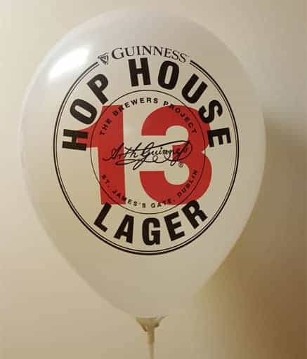 Logo Balloons'