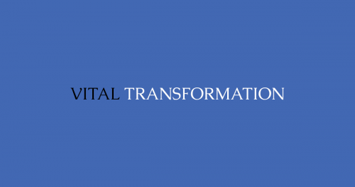 Company Logo For VitalTransformation'