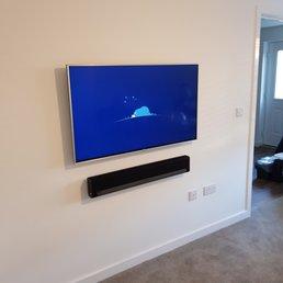 TV Wall Mounting'