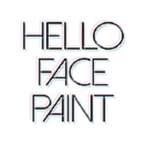 Company Logo For Hello Face Paint'