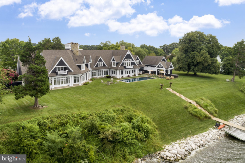 Buying A Home In Waterfront Maryland'