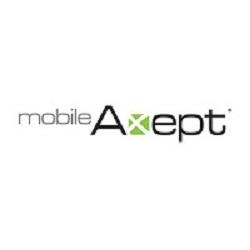 Company Logo For mobileAxept'