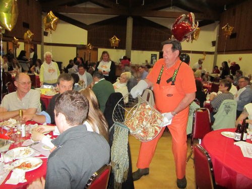 ROHNERT PARK CHAMBER OF COMMERCE ANNUAL CRAB FEED'