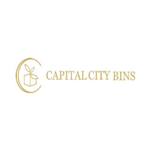Company Logo For Capital City Bins'