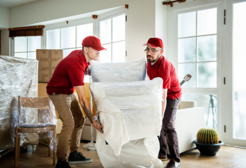 Red Mile Movers'
