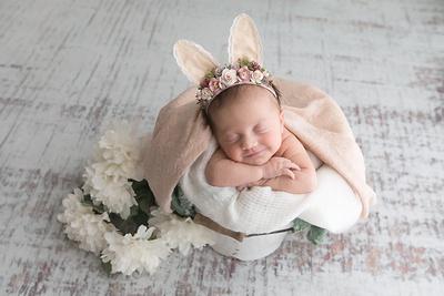 Burlington County New Jersey Newborn Photographer'