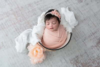 Camden County NJ Newborn Photographer'