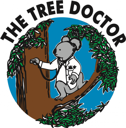 Company Logo For The Tree Doctor'