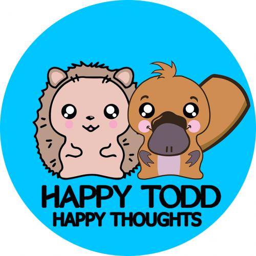 Company Logo For Happy Todd'
