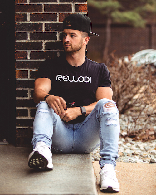 Tyler Titus, the Founder and CEO of Rellodi'