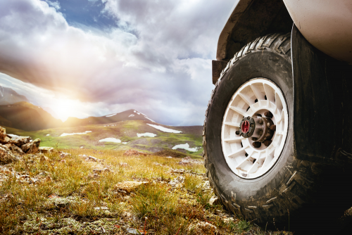 Experience Off-Roading This Summer'