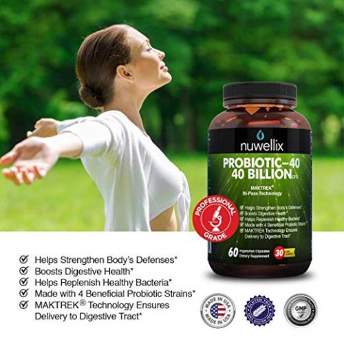 Probiotic-40'