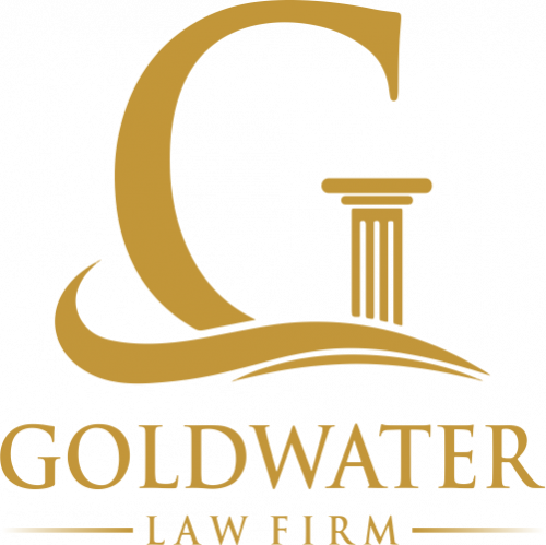 Company Logo For Goldwater Law Firm'
