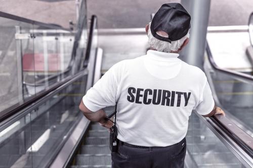 Unarmed Security Guards'