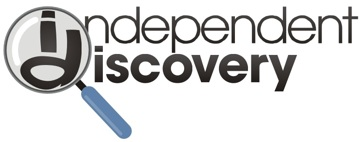 Logo for Independent Discovery'