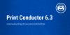Print Conductor 6.3'