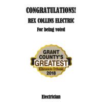 Rex Collins Electric Inc Logo