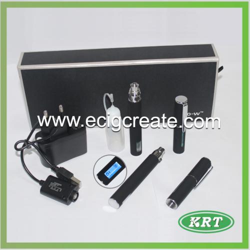 ego-w tank electronic cigarette'