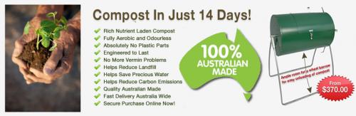 Compost Tumbler Australia'
