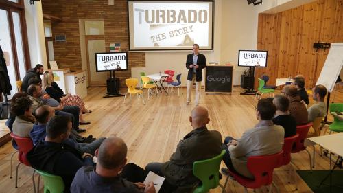 Turbado Recognized'