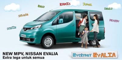 Nissan Evalia'