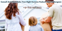 Local Packers And Movers Gurgaon Logo