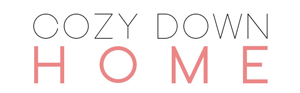 Company Logo For Cozy Down Home'