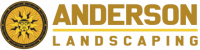 Anderson Landscaping Logo
