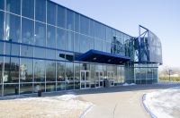 Wichita Ice Center Exterior