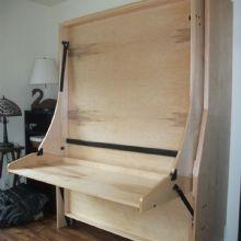 Desk Bed'