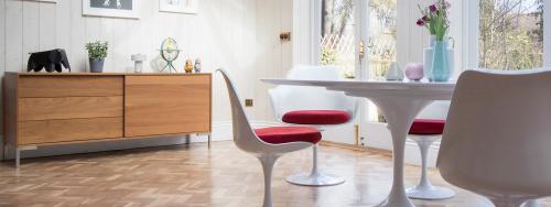 Tulip Chair'