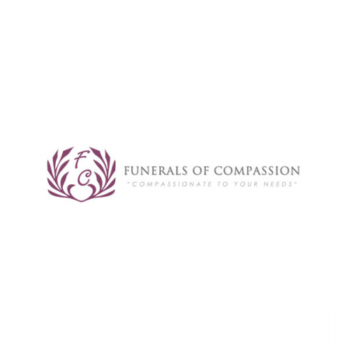 Company Logo For Funerals Of Compassion'