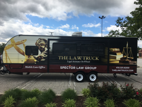 The Law Truck'