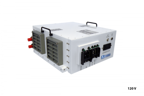 NGLBC-Series Rugged Integrated DC-AC Inverter / DC Charger'
