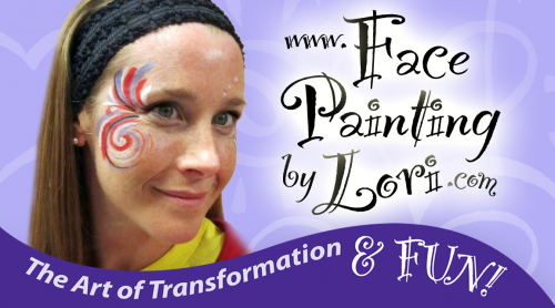 Face Painting by Lori'